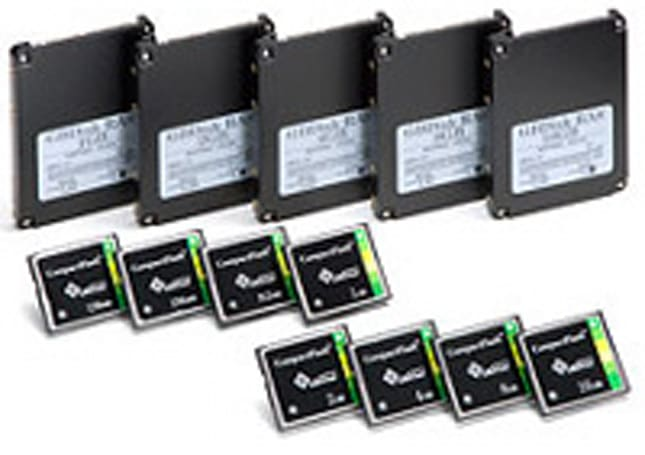 TDK trots out industrial CompactFlash cards / SSDs