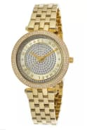 Michael Kors Darci Gold-Tone Stainless