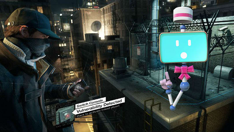 Joystiq Streams: Who watches the Watch Dogs Wii U? You do!