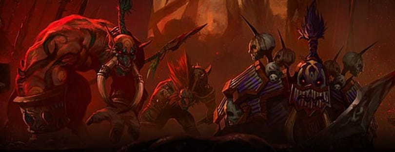 Official patch 4.1 notes updated for May 2