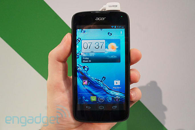 Acer Liquid Gallant hands-on (video)