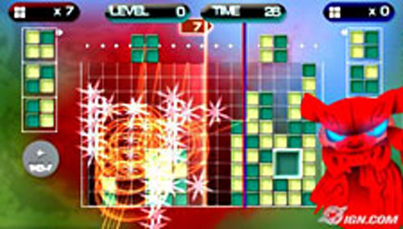 Buena Vista takes over publishing for Lumines 2