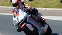 MotoCzysz e-motorbike crackles past 100MPH at TT Zero for $15,000 prize