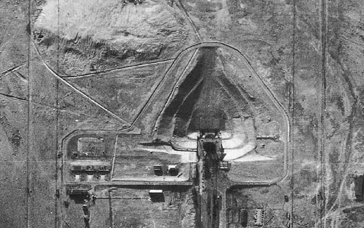 CIA documents tip Area 51 as Cold War surveillance site, definitely not an alien cover up
