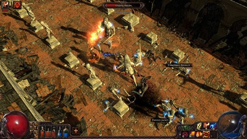 Grinding Gear releases spiffy new Path of Exile trailer