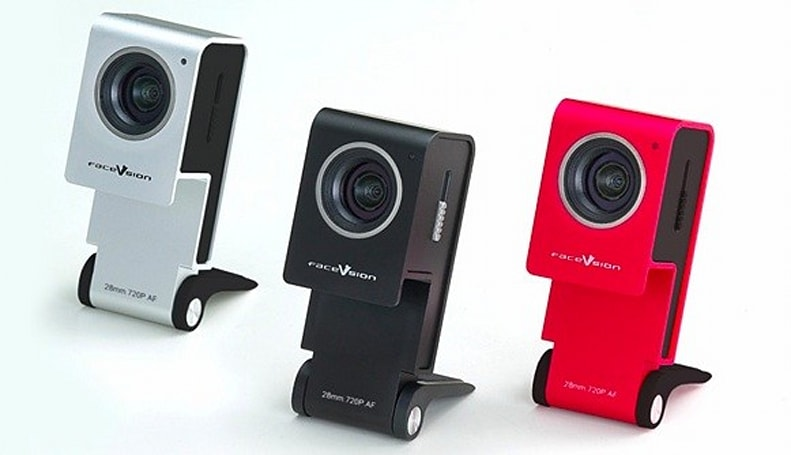 FaceVsion rolls out 720p FVexpress webcam combo kit