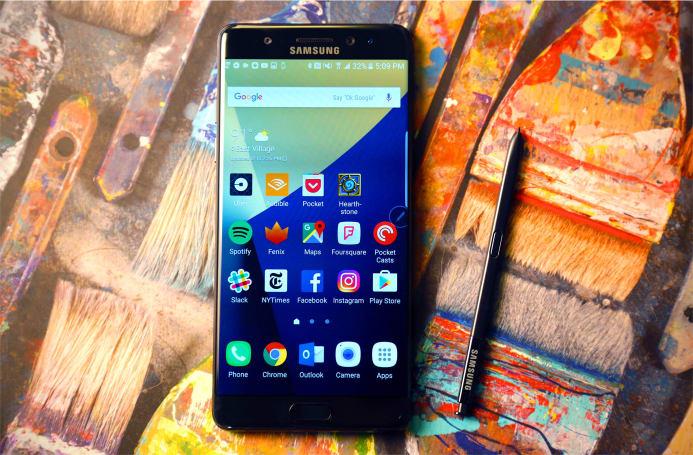 Samsung Galaxy Note 7 review: Sleeker, simpler, better than ever
