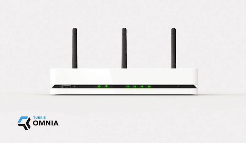 This crowdfunded router updates its own security