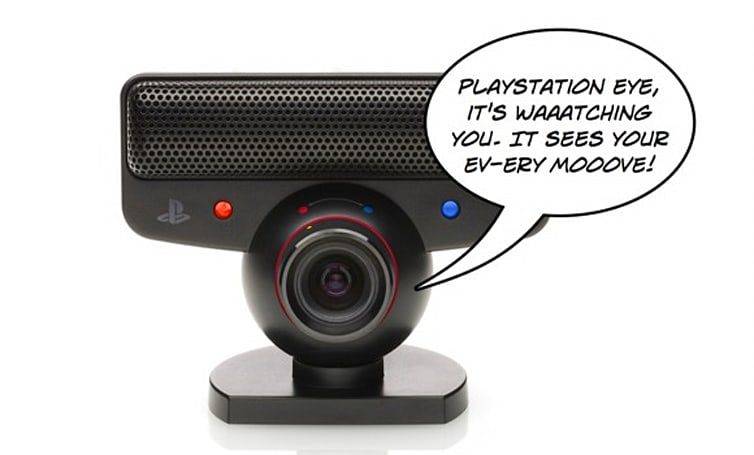 Sony: PlayStation Eye can recognize faces -- right now