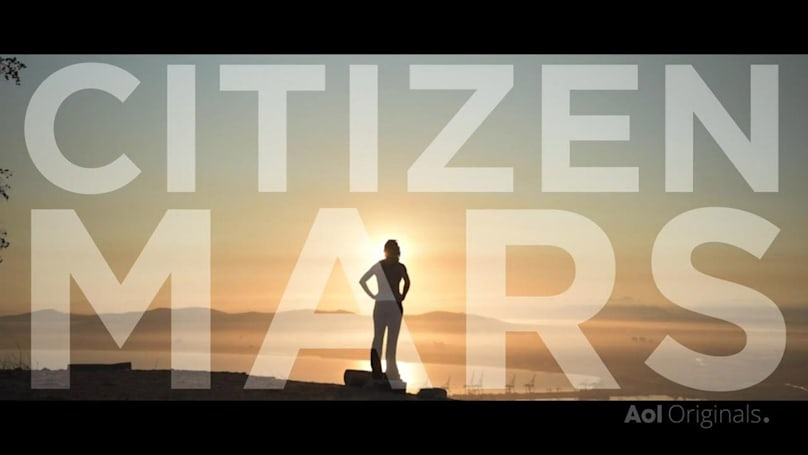 Talk with the cast of 'Citizen Mars' during our Facebook Q&A