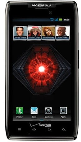 Verizon to sell $200 Droid RAZR, 16GB microSD card not included this time