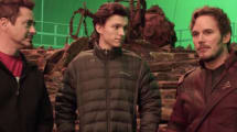 First Look: Avengers - Infinity War