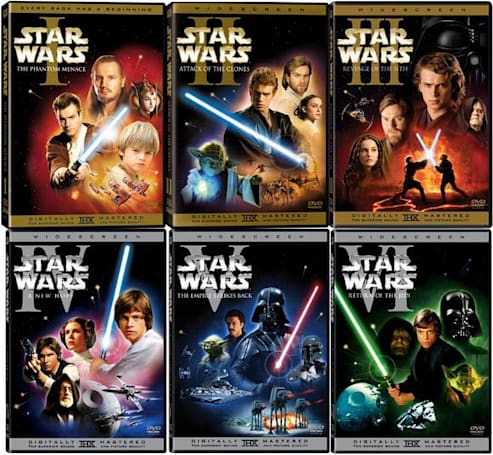 Star Wars Box set in works. Due in the Fall of 2011?