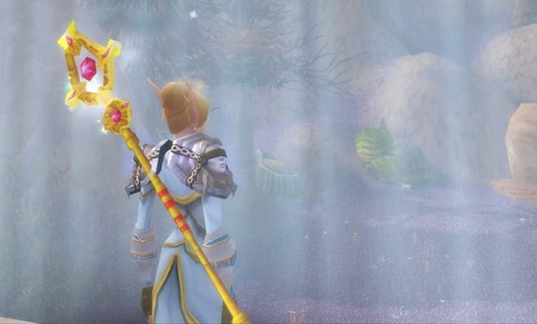 Ghostcrawler discusses healing gear in Mists beta dungeons
