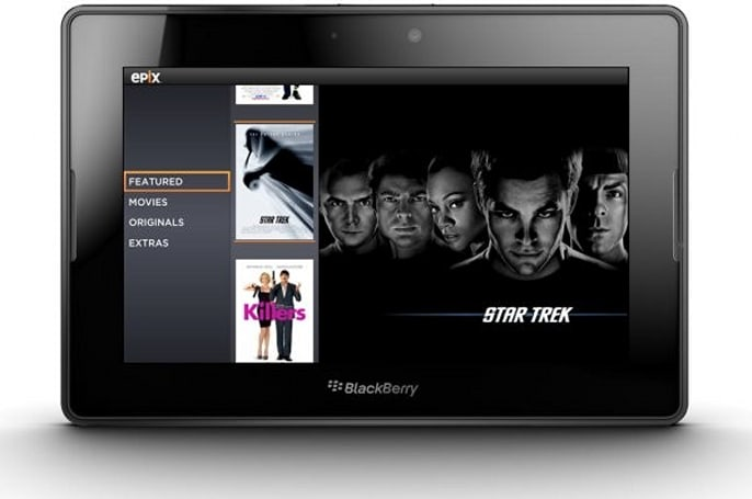 Epix brings its thousands of movies to Google TV; apps for Android, Roku and Playbook on the way