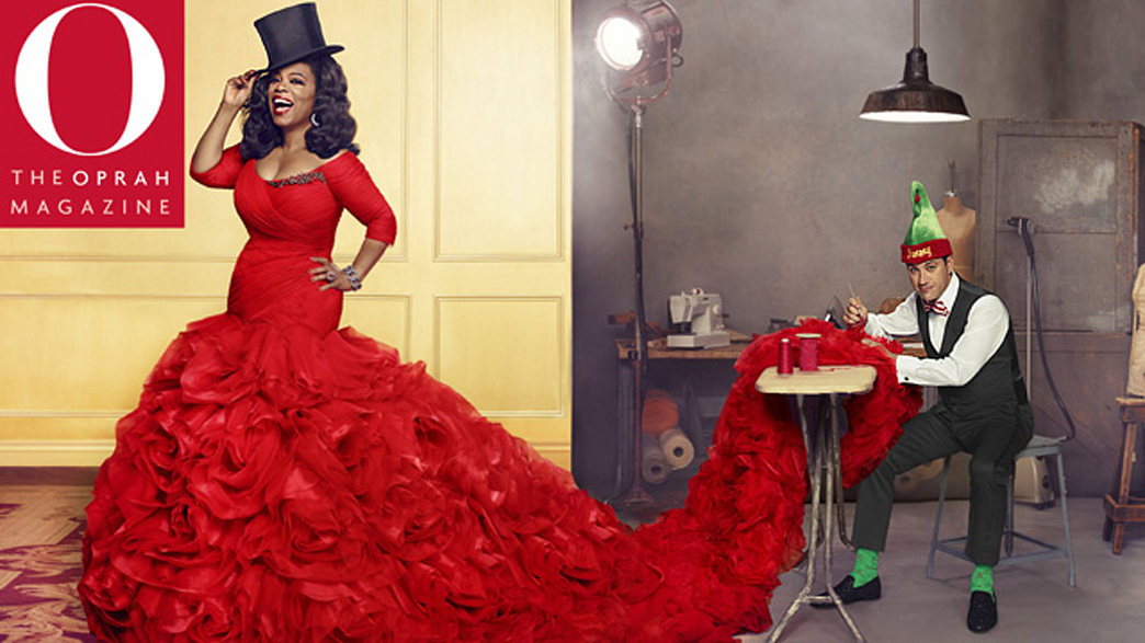 A few of Oprah's favorite things for the home