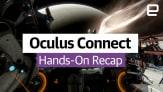 Oculus Connect Hands-On Recap