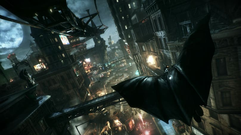 'Batman: Arkham Knight' returns to PC on October 28th