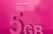 Hoppla: Telekom schenkt Bestandskunden 5 GB Mobilfunk-Volumen