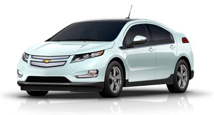 2012 Chevy Volt could be eligible for an extra $5,000 off in California