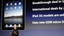 Original 3G iPad owners get eligibility claim forms for proposed settlement