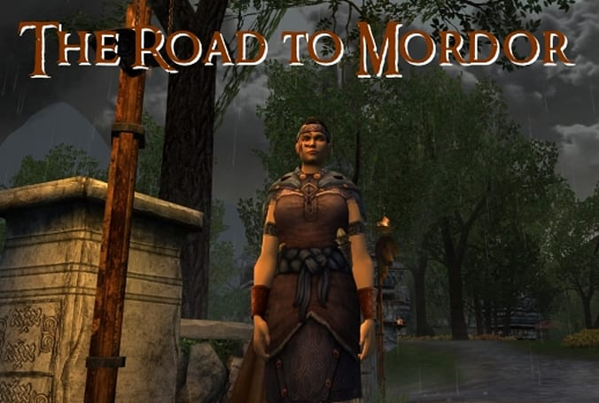 The Road to Mordor: Test driving LotRO's Beorning class