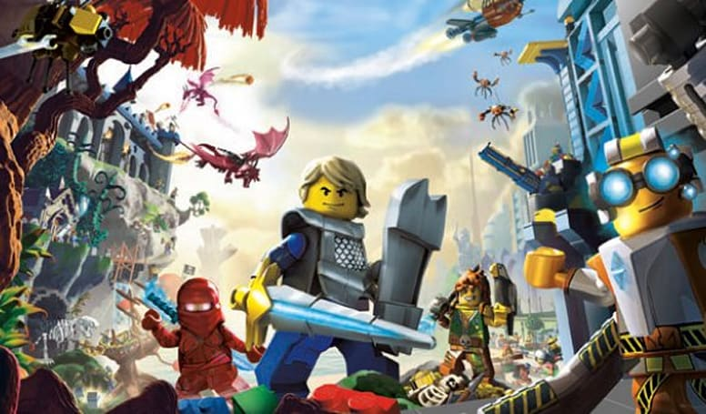 Lego Universe beta codes are starting to roll out