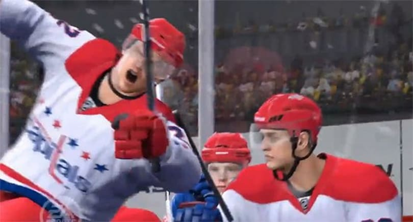 NHL 12 trailer introduces new forms of ice-tackling