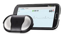 AliveCor ECG comes to Android, transmits your palpitations to Instagram