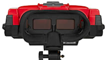 Virtual Boy emulator digs up VR's embarrassing past