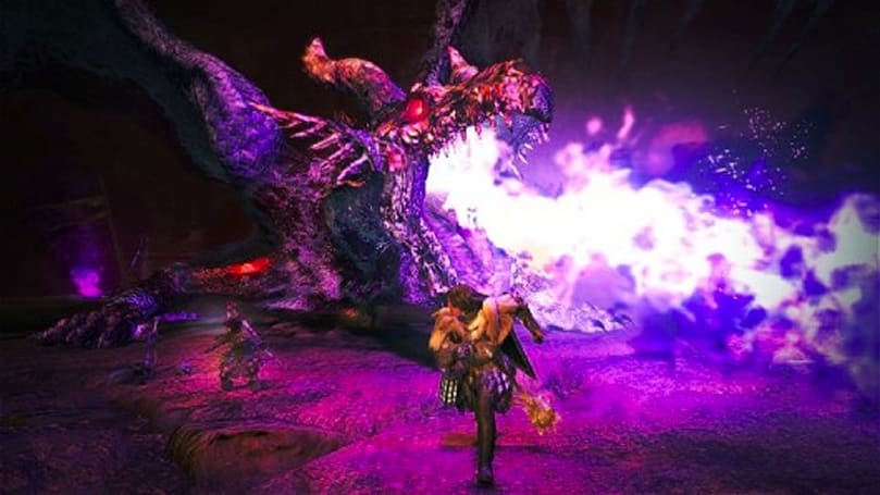 Dragon's Dogma features asynchronous co-op 'Ur-Dragon' slaying