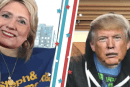 Periscope debuts Clinton and Trump masks ahead of Election Day