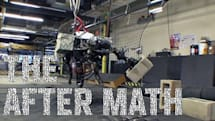 The After Math: Cinder block-chucking robots, Barcelona's mobile bonanza and brain doctors