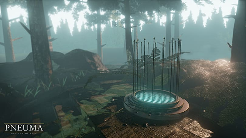 Pneuma pneuma, yay: First-person puzzler hits Xbox next month