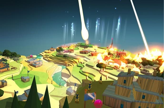 Molyneux's Godus available September 13 through Steam Early Access