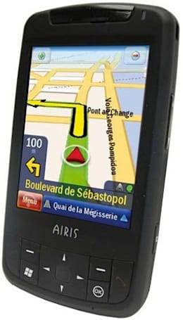 Airis T482 GPS phone prepares for French release