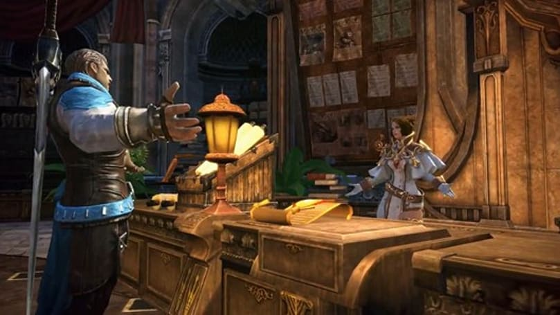 The Daily Grind: Do you partake of MMORPG politics?