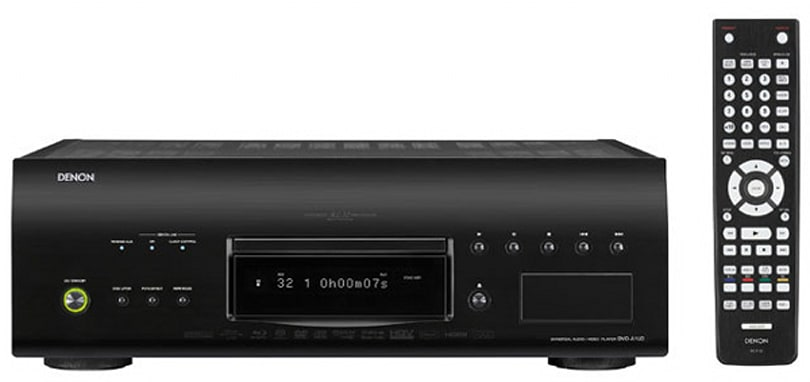 Denon prices DVD-A1UDCI universal Blu-ray player for US market: $3,800