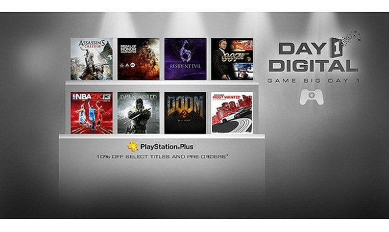 Sony's PlayStation 3 getting 'PSN Day 1 Digital' to launch games digitally alongside retail
