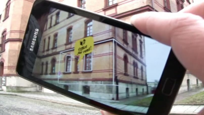 Taking next-gen augmented reality for an ARM-powered walk around the block