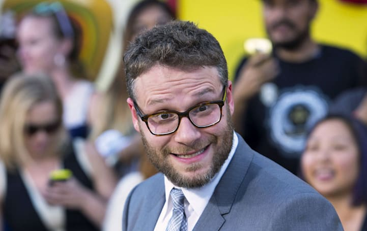 Seth Rogen's sci-fi comedy 'Future Man' is Hulu-bound