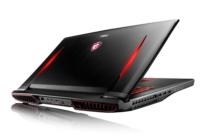 MSI and Origin PC use NVIDIA's desktop-grade laptop graphics