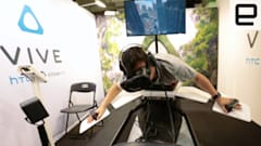 Birdly and HTC Vive let you fly like a bird over Manhattan