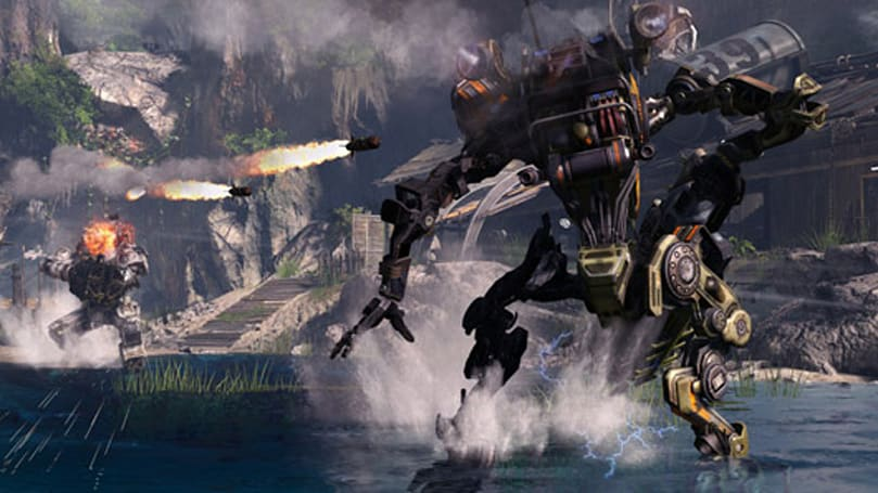 Respawn: Titanfall not originally planned for Xbox One