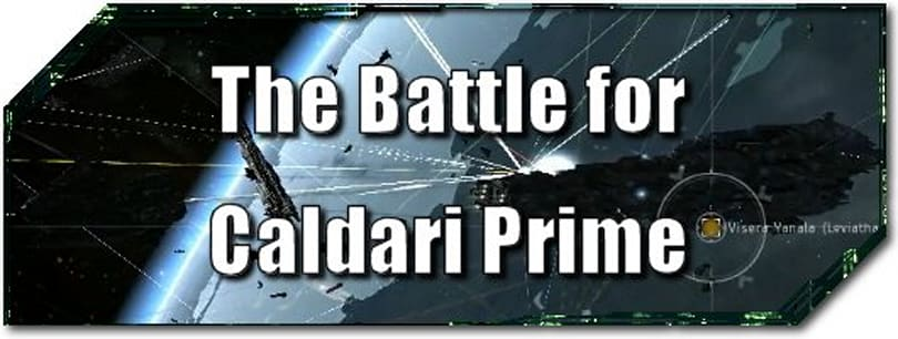 EVE Evolved: The Battle for Caldari Prime