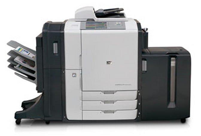 HP unveils Edgeline printers, isn't selling them