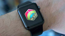 Apple Watch goads you into getting some post-holiday exercise