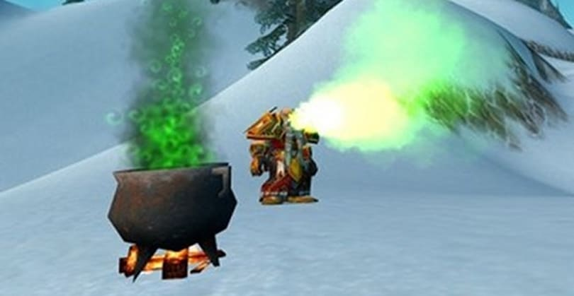 12 Days of Winter Veil Giveaway Day 3: Goblin Gumbo Kettle code