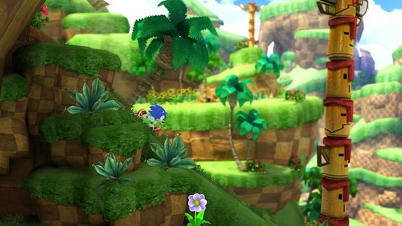 Don't worry, 'many' of Sonic's friends will be in Generations (but not playable)