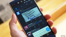 Twitter for Android gets a much-needed night mode